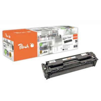 Peach  Tonermodul schwarz kompatibel zu HP Color LaserJet CP 2027