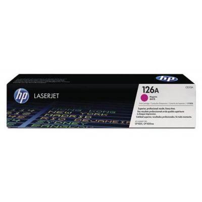 Original  Tonerpatrone magenta HP Color LaserJet Pro CP 1027 nw