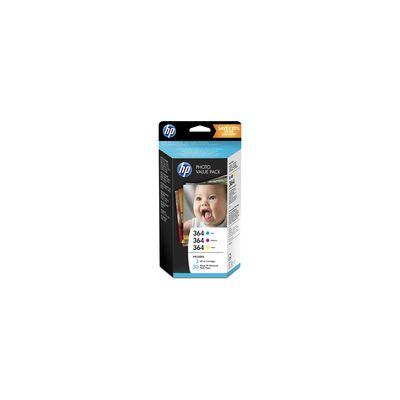 Original  Photopack Tinte color, HP PhotoSmart Premium Touchsmart Web
