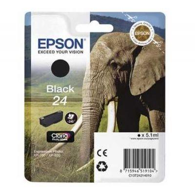 Original  Tintenpatrone schwarz Epson Expression Photo XP-760