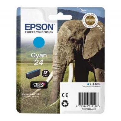 Original  Tintenpatrone cyan Epson Expression Photo XP-760