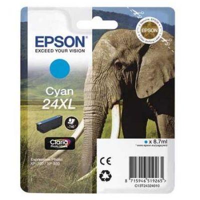 Original  Tintenpatrone XL cyan Epson Expression Photo XP-760