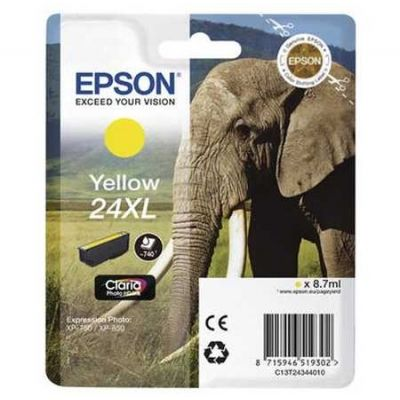 Original  Tintenpatrone XL gelb Epson Expression Photo XP-760