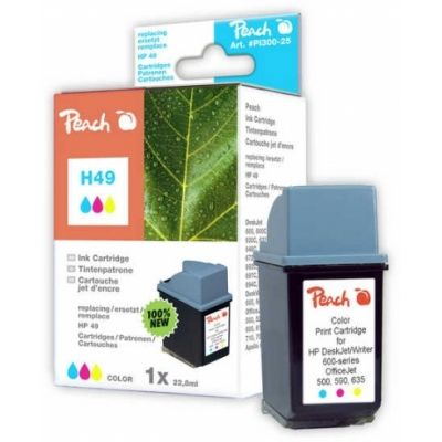 Peach  Druckkopf color kompatibel zu Pitney Bowes DA 300
