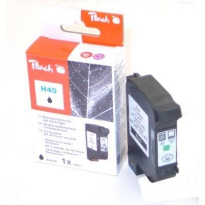 Peach  Druckkopf schwarz kompatibel zu HP Copyjet M