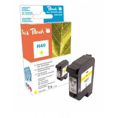 Peach  Druckkopf gelb kompatibel zu HP Copyjet M