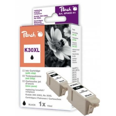 Peach  Tintenpatrone schwarz kompatibel zu Kodak Hero 3 1